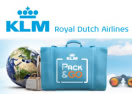 промокод KLM Royal Dutch Airlines